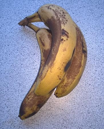gamle bananer